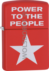Zippo 60004036 #233 Power to the people