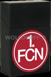 RubberBox schwarz 1. FC Nürnberg