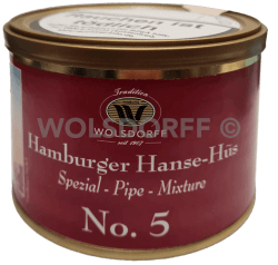 WOLSDORFF Hamburger Hanse-Hus No. 5
