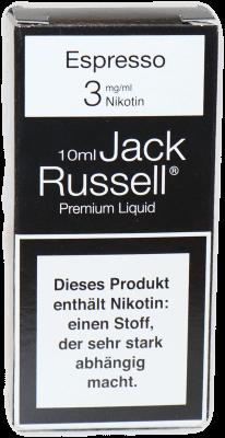 Jack Russell Liquid No 11 Espresso