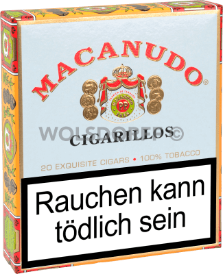 Macanudo Club Cigarillos 20er