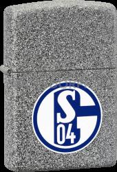 Zippo Iron Stone FC Schalke 04