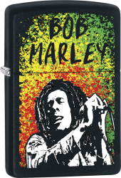 Zippo 60003119 #218 Bob Marley Singing