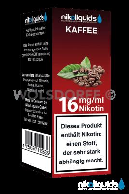 Nikoliquids Kaffee