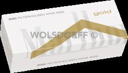 Marlboro Hülsen Gold 5 x 200er