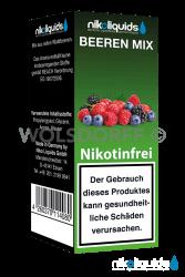 Nikoliquids Beeren Mix