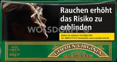 Golden Virginia Pouch 10 x 50 g