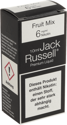Jack Russell Liquid No3 Fruit Mix