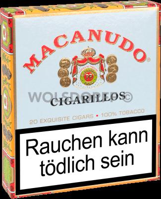 Macanudo Club Cigarillos 20er