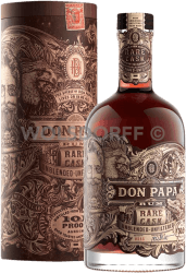 Don Papa Rum Rare Cask Limited Edition