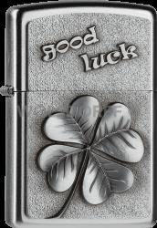 Zippo 2004509 #205 Good Luck Clover
