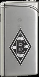 Feuerzeug Tempo chrom matt Borussia Mönchengladbach