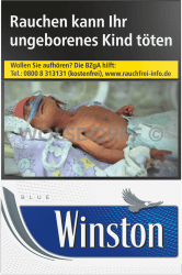 Winston Blue Original Pack (10 x 20)