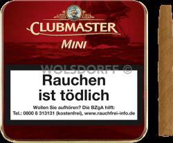Clubmaster Mini Red 20er