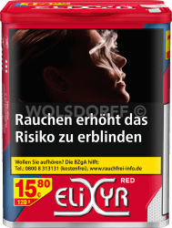 Elixyr Red Tobacco Dose 115 g