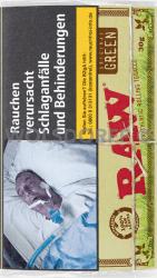 RAW groáeen Feinschnitt Pouch 10 x 30 g