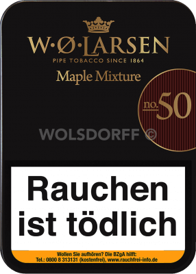 W.O. Larsen Selected Blend No. 50