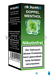 Nikoliquids Doppel Menthol