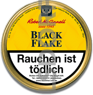 Robert McConnell Heritage Black Flake