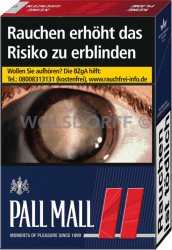 Pall Mall Red XL (8 x 22)