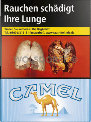 Camel Blue Big Pack XXL (8 x 27)