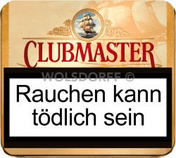Clubmaster Superior Sumatra Gold 20er
