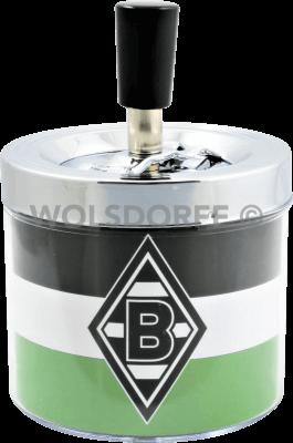 Schleuderaschenbecher Borussia Mönchengladbach Ø 9 cm