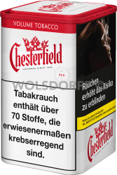 Chesterfield Red Volume Tobacco XL Dose 105 g