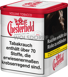 Chesterfield Red Volume Tobacco M Dose 45 g