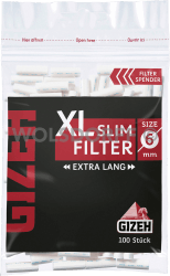 Gizeh Black XL Slim Filter