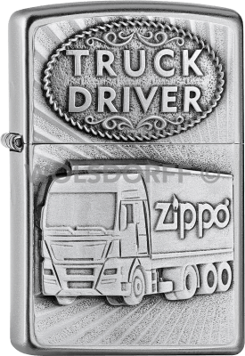 Zippo 2005895 #205 Truck Driver Emblem