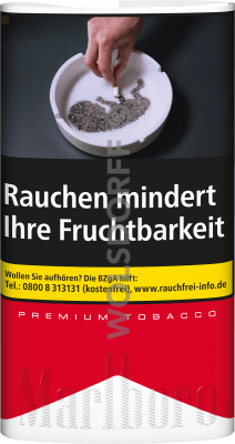 Marlboro Premium Tobacco Red Pouch 5 x 30 g