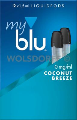 myblu Liquidpod Coconut Breeze