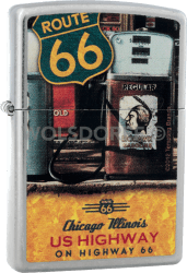 Zippo 810732 Route® 66 Chicago Illinois