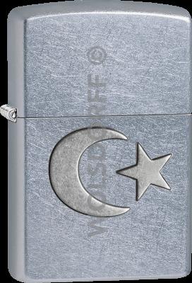 Zippo 60003994 #207 Turkish Flag Stamp