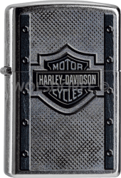 Zippo 60000099 #207 Harley-Davidson® Metal