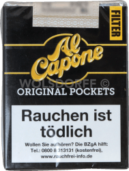 Al Capone Pockets Filter Original 18er