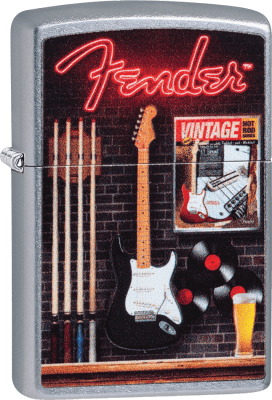 Zippo 60004218 #207 Fender® Vintage