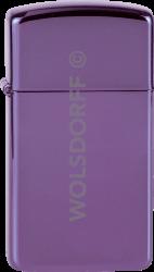 Zippo 60001259 #28124 Slim® Abyss™