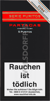 Partagas Series Puritos