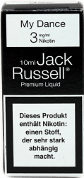 Jack Russell Liquid No 20 My Dance