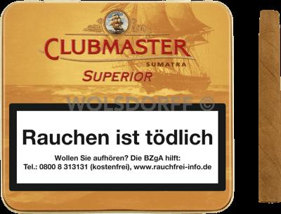 Clubmaster Superior Sumatra 20er