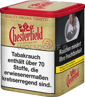 Chesterfield True Red L Dose 95 g