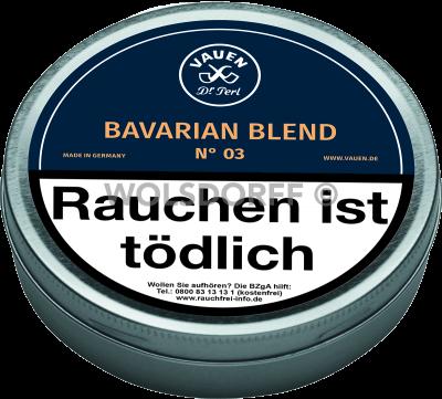 Vauen Bavarian Blend TAB 3