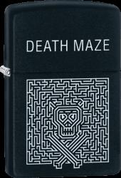 Zippo 60004095 #218 Death Maze
