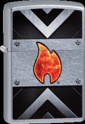 Zippo 60003326 #207 Industrial Flame