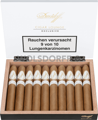Davidoff Cigar Lounge Exclusive Edition 2020