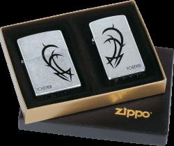 Zippo 60001338 207+1607 Together/Forever Set