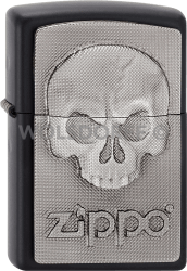 Zippo 2003546 #218 Phantom Zippo Skull