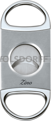 Zino Z2 Doppelklingen Cutter chrom seidenmatt